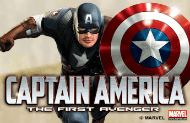 Игровые аппараты 777 Captain America - The First Avenger Scratch