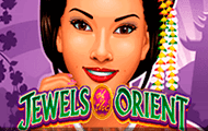 Играть в автомат Jewels Of The Orient на деньги